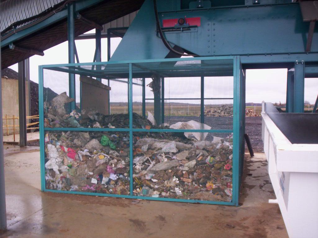 Almacen de residuos